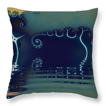 Unknow Throw Pillow