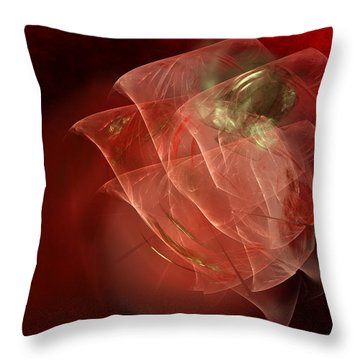 Unknown Vision Throw Pillow