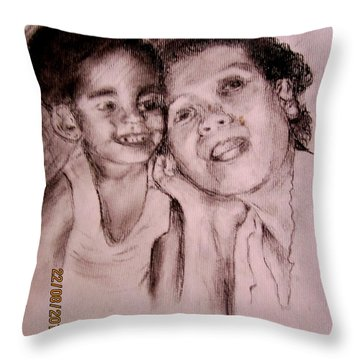 Unlimited Love 2 Throw Pillow