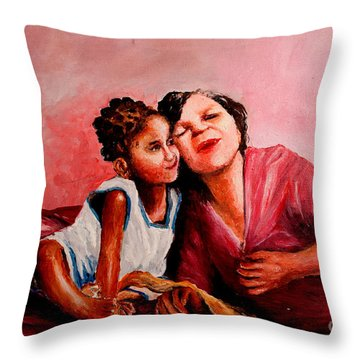 Unlimited Love Throw Pillow