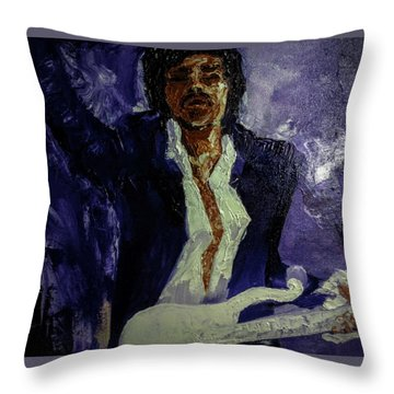 Unnamed Tribute Throw Pillow
