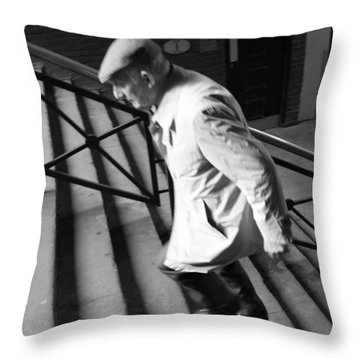 Unplaced Throw Pillow