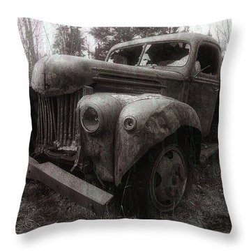 Unquiet Slumbers For The Sleeper Throw Pillow