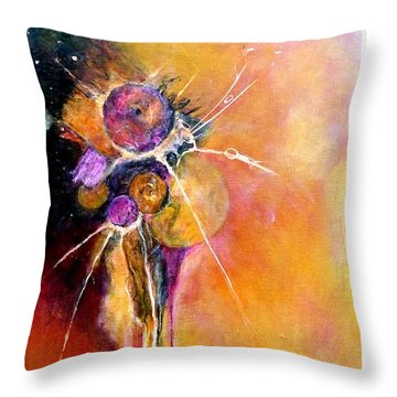 Unrequited Love Throw Pillow by Jim Whalen