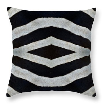 Throw Pillow featuring the photograph Untamed by Tony Beck