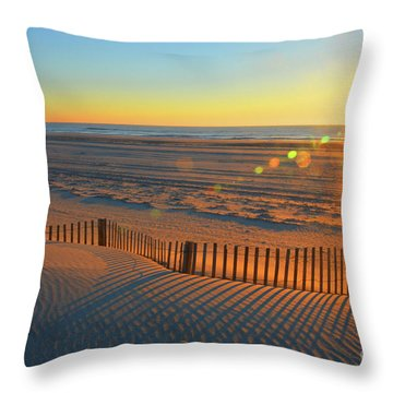 Until Then My Love Throw Pillow