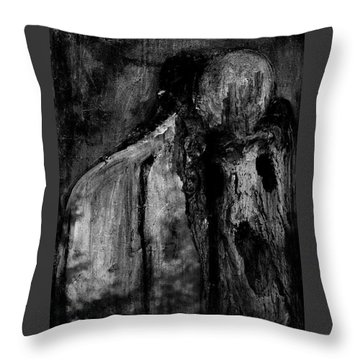 Throw Pillow featuring the digital art Untitled 06june2015 by Jim Vance