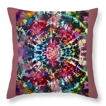 1-offspring While I Was On The Path To Perfection 1 Throw Pillow