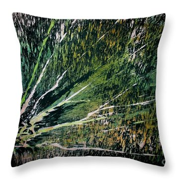Untitled-107 Throw Pillow