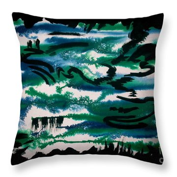 Untitled-111 Throw Pillow