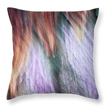 Untitled #1160169, From The Soul Searching Series Throw Pillow