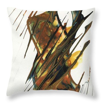 Untitled-13 Throw Pillow