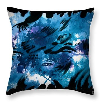 Untitled-132 Throw Pillow