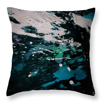 Untitled-139 Throw Pillow