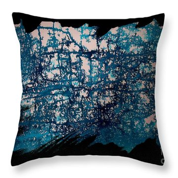 Untitled-143 Throw Pillow