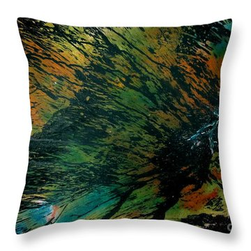 Untitled-145 Throw Pillow