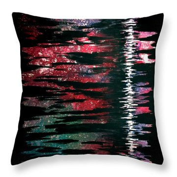 Untitled-167 Throw Pillow