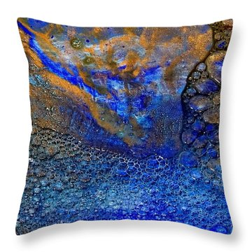 Untitled 28 Throw Pillow