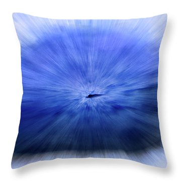 Untitled #3470, From The Soul Searching Series Throw Pillow