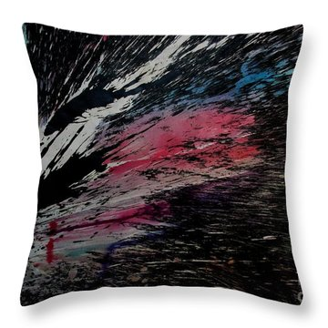 Untitled-53 Throw Pillow