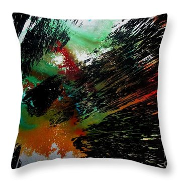 Untitled-63 Throw Pillow