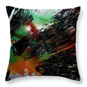 Spectracular Throw Pillow