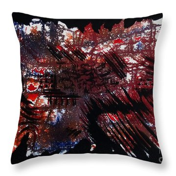 Untitled-66 Throw Pillow