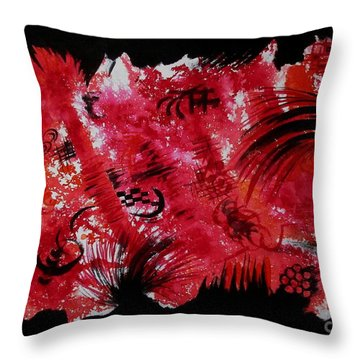 Untitled-67 Throw Pillow