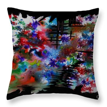 Untitled-69 Throw Pillow