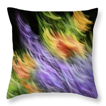 Untitled #8080208, From The Soul Searching Series Throw Pillow