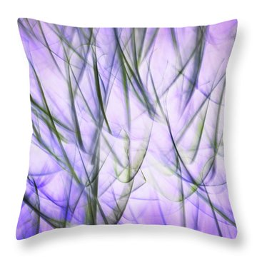 Untitled #8080224, From The Soul Searching Series Throw Pillow