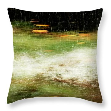 Untitled #8090498, From The Soul Searching Series Throw Pillow