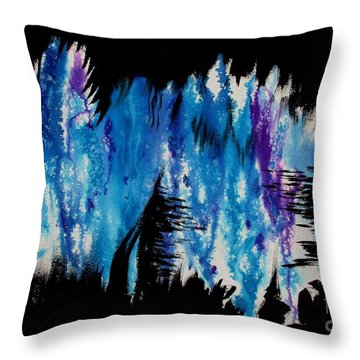 Untitled-81 Throw Pillow