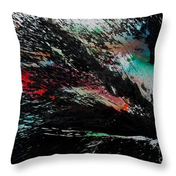 Untitled-82 Throw Pillow