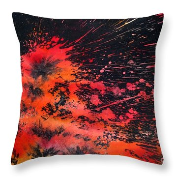 Untitled-87 Throw Pillow