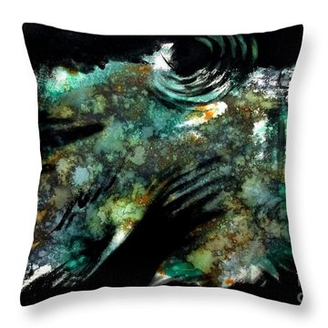 Untitled-97 Throw Pillow