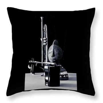 Untitled A Throw Pillow