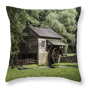 Untitled Cuttalossa V Throw Pillow