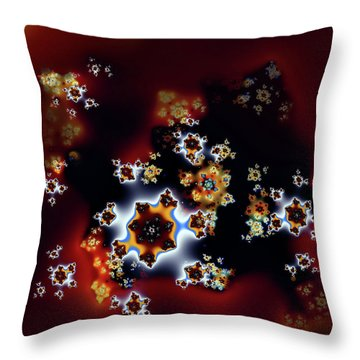 Untitled For Now Throw Pillow