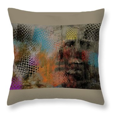Untitled June 6 2015 Throw Pillow