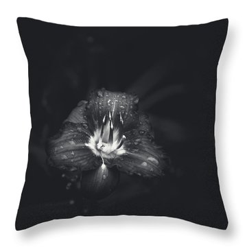 Untitled Lily Throw Pillow