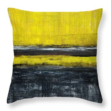 Untitled No. 11 Throw Pillow