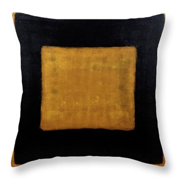 Untitled No. 17 Throw Pillow