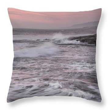 Throw Pillow featuring the photograph Untitled by Ryan Weddle