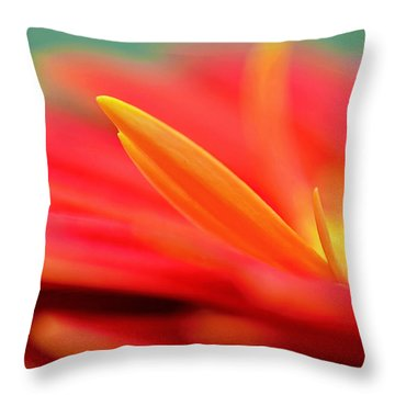 Untouched Soul Throw Pillow