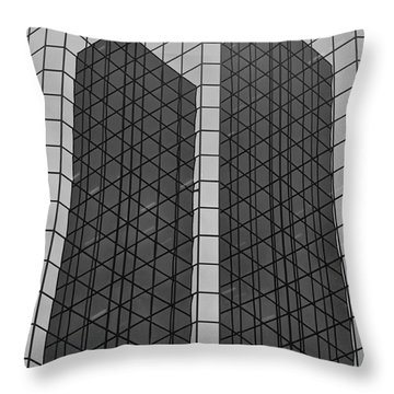 Up 5 Throw Pillow by Traci Cottingham