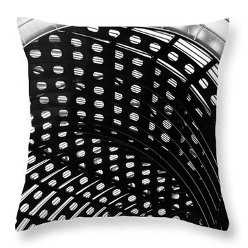 Up Above Throw Pillow