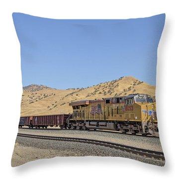 Up8053 Throw Pillow