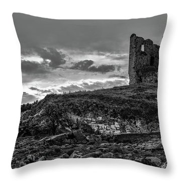 Upcomming Myth Bw #e8 Throw Pillow