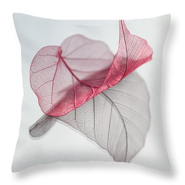 Uplifted Throw Pillow